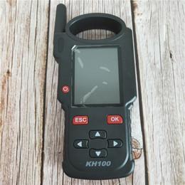 2019 original werkzeug scanner für nissan Original Lonsdor KH100 Remote Maker Schlüsselprogrammierer Chip generieren / Chip simulieren / Kopie identifizieren / Fernfrequenz / Zugangskontrollschlüssel