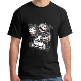 2019 kleid t-shirts New arrval Herren Grunge Karneval T-Shirt XXXL Scary Toys Herren T-Shirts Rundkragen Bekleidungsgeschäft rabatt kleid t-shirts