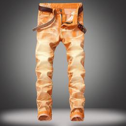 Venta caliente 2018 Nueva Llegada Cuatro Temporada Hombres Jeans, Venta al por menor al por mayor Recta 5 colores Color Marca Algodón Jeans Hombres TAMAÑO 42 desde fabricantes