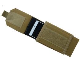 Piccolo sacchetto di cintura esterno online-Cintura da uomo Marsupio Porta cellulare nero Borsa da viaggio Tasca piccola da viaggio Borse mimetiche per esterni