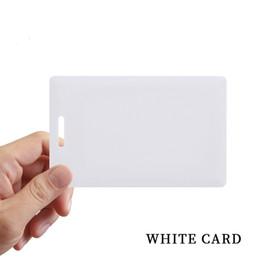 cópia do pvc do cartão Desconto cartão RFID atacado fábrica de 2.019 inkjet populares impressão PVC