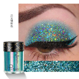 Lentejuelas holográficas Brillo Brillo Pigmento Sombra de ojos Tatuaje Labio Uñas Cuerpo Brillo Festival Fiesta Maquillaje de ojos Brillo de ojos desde fabricantes