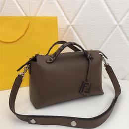 ace6fcda2c 2019 borse del progettista delle donne boston classico di figura del  cuscino del cuoio genuino di alta qualità borse famose di marca borsa  crossbody del ...