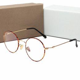 Top qualità nuovo coreano popolare metallo piatto occhiali personalità tendenza selvaggio retrò specchio piatto guida occhiali da sole 4 colori da