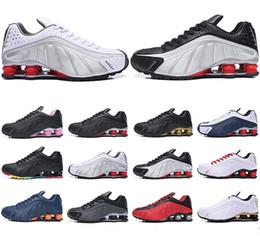 Meilleures marques de basket-ball en Ligne-chaussures shox bon marché livrer NZ R4 809 hommes chaussures de course marque basket baskets de sport formateurs de jogging meilleure vente discount magasin