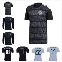 befdb1c2f0a free DHL 19-20 Mexico Custom Soccer Jerseys Customized Thai Quality 14  J.Hernandez 10 G.DOS SANTOS 11 CARLOS V 16 H.HERRERA football shirt