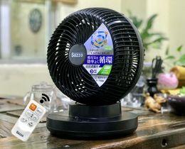 """Giappone Xizhe """"Sezze"""" ventola di ricircolo dell'aria per risaie, ventilatore elettrico, ventilatore per uso domestico telecomandato, desktop leggero muto a risparmio energetico da"""