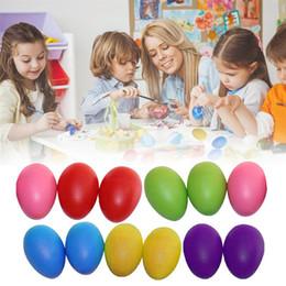 Décoration de vacances en plastique avec oeuf de simulation de Pâques ? partir de fabricateur