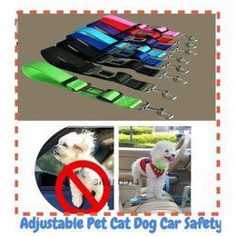 Deutschland Europa und Amerika 1 stück Auto Haustier Hund Katze Einstellbare Fahrzeugsicherheit Sicherheitsgurt Sicherheitsgurt Blei Versorgung