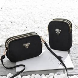 Мужская нейлоновая сумка онлайн-Розовый sugao дизайнерские сумки через плечо водонепроницаемый нейлоновая сумка на плечо фото кошелек маленький мужской и женский кошелек сумка высокого качества