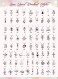 2019 projetos livres do grânulo DHL Livre A Granel 239 projeto gaiola de pérola Pingente de charme Abertura Beads medalhões montagem Fit 6-8 MM pérolas para Fazer Jóias Colar de ostras projetos livres do grânulo barato