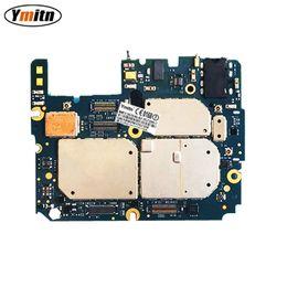 2019 5s board Ymitn Débloqué Carte Principale Carte Mère Carte Mère Avec Circuits Chips Câble Flex Pour Xiaomi Mi 5S MI5S M5S promotion 5s board