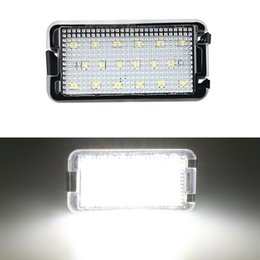 2x 3SMD 36mm LED Canbus Error Seat Leon Ibiza FR 99-05 Number Plate Light Bulb .