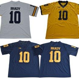 the latest c81ab 1ac43 Shop Brady Michigan Jersey UK | Brady Michigan Jersey free ...
