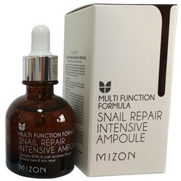 Cosmetics korea онлайн-[MIZON] улитка интенсивный ремонт ампулы 30 мл / корейская косметика