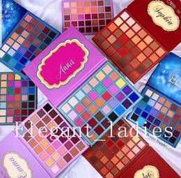 На складе макияж палитра теней красоты Создание Jease Me 9 стилей Eyeshadow палитры от