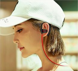 2019 ecouteurs apple boite cristal Pour 56S Sports In-Ear Écouteurs Sans Fil Écouteurs Stéréo Écouteurs Casque Basse Écouteurs avec Micro pour iPhone 6 Samsung Téléphone x xs xs max
