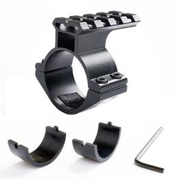 2019 montaje del anillo del tejedor del alcance del rifle 1pc Rifle Scope Mount Barrel 1