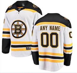 remiendos al por mayor de la camisa del niño Rebajas Custom Boston Bruins nhl camisetas de hockey David Pastrnak Matt Grzelcyk 2019 Stanley Cup Final Patch Jersey 4xl 5xl 6xl barato fábrica mujer 4x