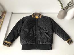 Deutschland Kinder Mädchen Jungen Mantel Winter Wear für Teenager Herbst Jacke warm Sport Oberbekleidung Kinder Baseball Casual Kinder Kleidung Versorgung