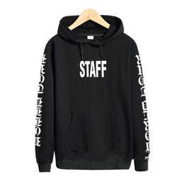 STAFF Purpose Tour Camo Black Hoodie