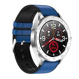 2019 новые часы-шпионы Браслет XANES Q30 кожаный ремешок Спорт Фитнес 1,3 «» сенсорный экран Полный водонепроницаемый Смарт Часы Секундомер сердечного ритма сна монитор