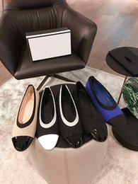 b4c2132fbe nude color flats 2019 - 2019 new flat Ms single shoes delicate generous  casual shoes Stitching