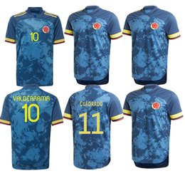 mejor camiseta de futbol blanca Rebajas NUEVOS 2020 JAMES jersey Colombia distancia de fútbol Copa América Colombia camiseta de fútbol Camiseta de futbol FALCAO maillot