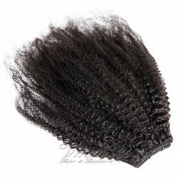 Grado 10A birmanos de Malasia 4C 3 lotes de procesado de lotes afro rizado rizado de cabello virgen extensión del pelo humano indio de Mongolia desde fabricantes