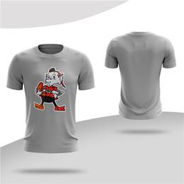 Camisas de elfo online-2019 nuevos hombres del 100% tejido de poliéster de fútbol de verano patrón de Elf ocasional de la impresión del O-cuello de la camiseta de manga corta tops