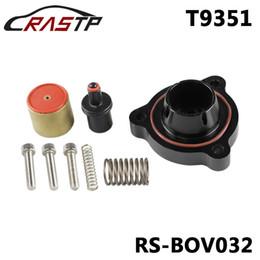 Argentina RASTP-Turbo Blow Off Válvula desviadora Adaptador Brida Separador atmosférico T9351 Kit para Audi / Volkswgen / Skoda RS-BOV032 Suministro