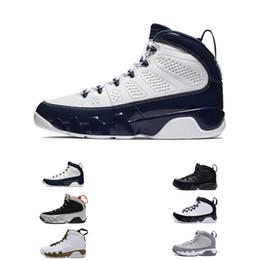 748ebcb85ff 2019 New Hot Vente 9s Chaussures de Basketball Hommes J9 Sneakers Gym  Formateurs UNC Race Ville De Vol Space Jam Kobe 9 L esprit Designer Bottes  chaussures ...