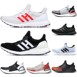 light blue mens top Coupons - New 19 ultraboost 5 Ultra 3 4 Boost Sports Outdoor Shoes Fashion Brand Primeknit Triple White Black Top Quality Mens Womens Sports Sneakers