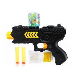 Deutschland Hohe qualität wasser orbeez pistole ball airsoft air gun 2-in-1 weiche kugelpfeile paintball für kinder spiel zubehör pistole Versorgung