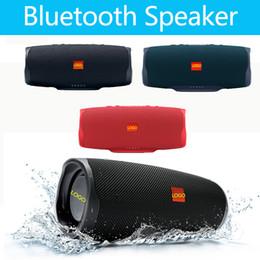 JBL Charge 4 Charge4 Портативный Bluetooth для Беспроводной Динамик IPX7 Водонепроницаемый Спорт Портативный Музыка Hi-Fi Звук Радиатор Динамик от