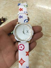 Trasporto di goccia del vestito online-2019 nuovo modello moda donna di lusso orologio con diamante oro rosa speciale design Relojes de marca mujer lady dress orologio quarzo trasporto di goccia