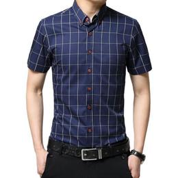 Herrenmode Sommer Kurzarm Hemden Herren Weiß Schwarz Casual Social Business Hemd Slim Fit Hochzeitskleid Hemden Designer
