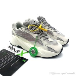 b316ef2f2e874 2019 Top quality 700 Static Reflective con Box e Stock X sneakers da uomo  scarpe da ginnastica unisex 700 scarpe