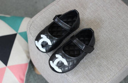 Zapato nuevo coreano online-Nueva versión coreana de zapatos para niños con base de Oxford zapatos de guisantes para niños al por mayor Zapatos de niña británica 478