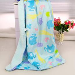 2019 cobertor decke Babydecken Klimaanlage Decke Neugeborenen Decke wickeln wickeln Super Soft Nickerchen Decke Winter Manta Bebe Cobertor erhalten günstig cobertor decke
