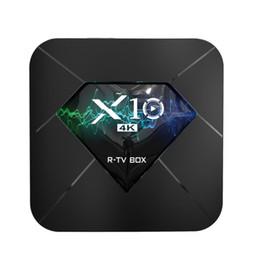 android-tv-top-box Rabatt R-tv box x10 set top box s905w quad core android 7.1 netzwerk player 2g + 16gb wifi-eu stecker