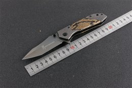 new knife designs Coupons - 2019 New Browning X66 Folding Pocket Knife Designs Tanto Point Fast-Opening Assisted Blade Outdoor Survival Tactical Knives P52R Q