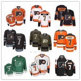 96e23f48b 2018 Philadelphia Flyers Jerseys  7 Bill Barber Jerseys  men WOMEN YOUTH Men s Baseball Jersey Majestic Stitched Professional  sportswear