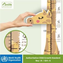 3D Movable Elephant//Deer Head Height Measurement Growth Chart Nursery Wall Sticker Ruler Animal Wall Decals for Girls Boys Height Growth Chart Ruler Room Wall Decor for Kids