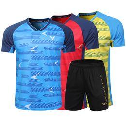 Maillot de badminton VICTOR, vêtements de chemise de tennis, tenue de compétition de badminton tennis, survêtement de tennis respirant sport sport ? partir de fabricateur