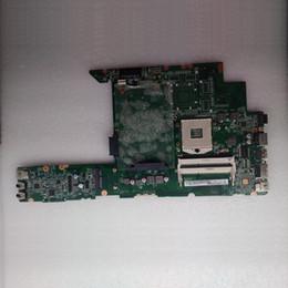 Tablette d'ordinateur portable intel en Ligne-DAKL6MB16G0 Pour Lenovo Z470 Ordinateur Portable Carte Mère MainBoard 11013285 11S11013285 HM65 DDR3
