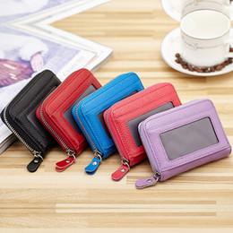 Leder kleine Handtasche Damen Multifunktionsmünztasche Korea Schlüsselbund Münze Geldbörsen Damen von Fabrikanten