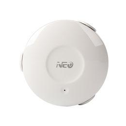 NEO Coolcam Smart WiFi Sensor de inundación de agua IP67 Detector de agua a prueba de fugas de agua Wi-Fi Detector de notificaciones de alerta para Smart Home desde fabricantes