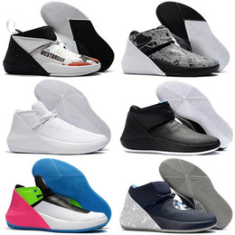 d050a0f3358 2019 New Russell Westbrook Why Not Zer0.1 Basketball Shoes for Men 1s Zero  One Black Red White Grey Sport Sneakers Size 40-46 inexpensive russell  westbrook ...