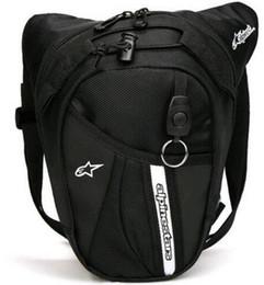 sac à jambe moto imperméable à l'eau Promotion Nylon taille packs jambe sac sac de taille imperméable moto drôle Drop Drop Pouch Fanny Pack taille sac ceinture Ceintures